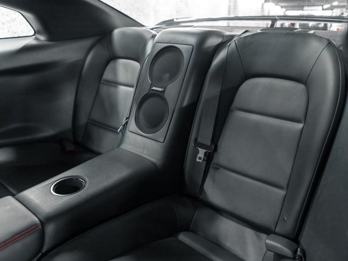 Nissan GT-R NISSAN GT-R (2) 3.8 V6 570 BLACK EDITION 4WD Noir Métallisé - 36