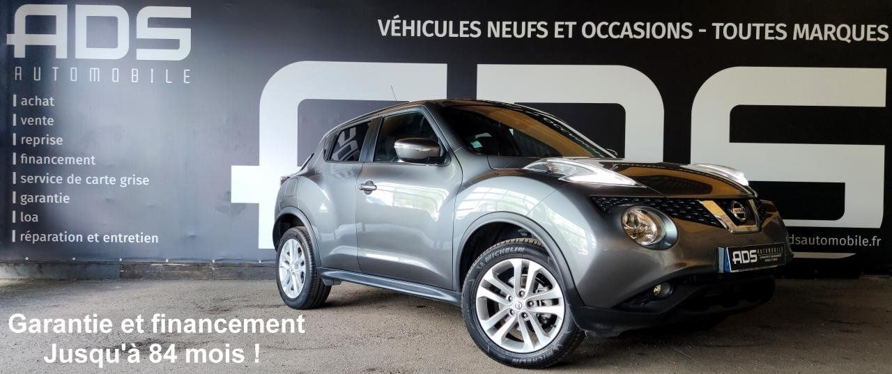 Nissan Juke I (F15) 1.5 dCi 110ch N-Connecta Occasion