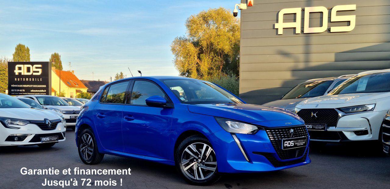 Peugeot 208 1.5 BLUEHDI 100CH S&S ALLURE Occasion