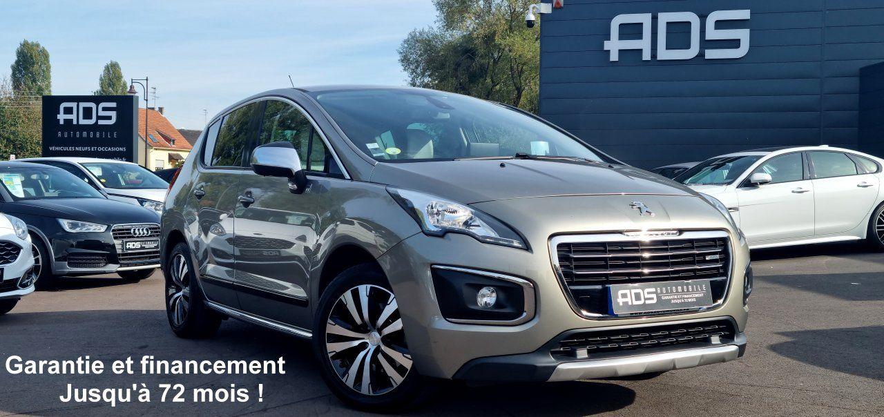 Peugeot 3008  2.0 HDi160 FAP Allure BA Occasion