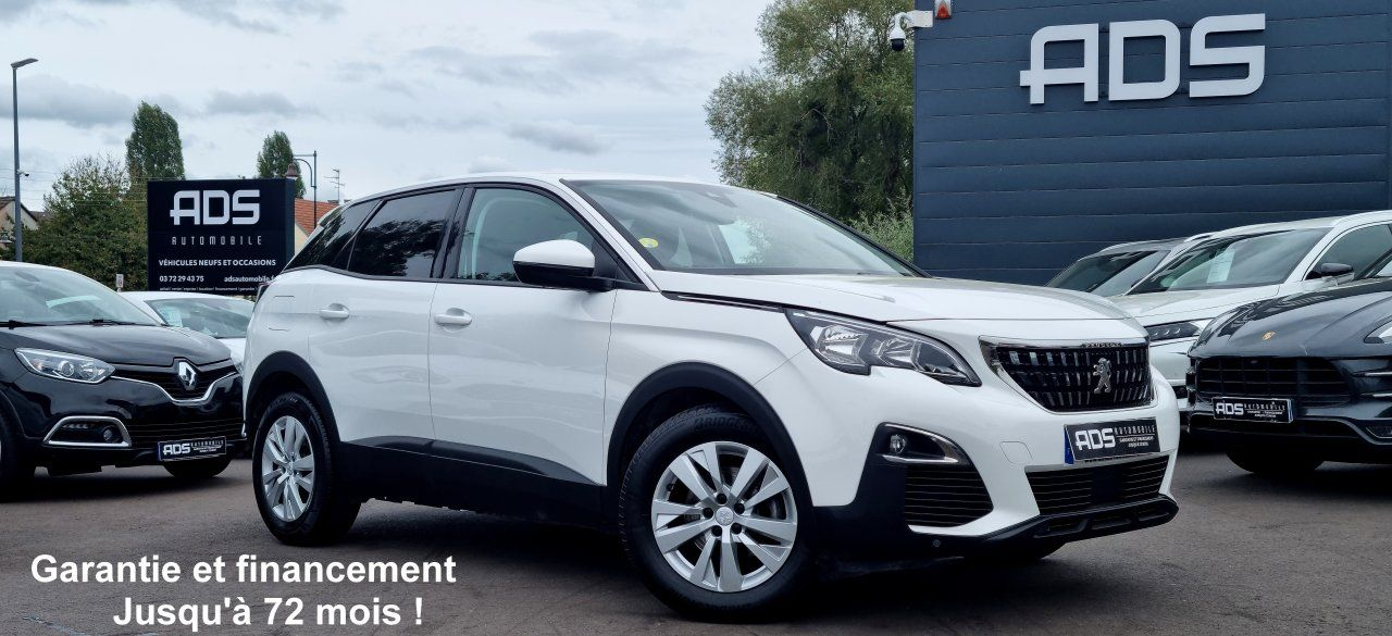 Peugeot 3008 II 1.5 BlueHDi 130ch Active Business S&S EAT8 Occasion
