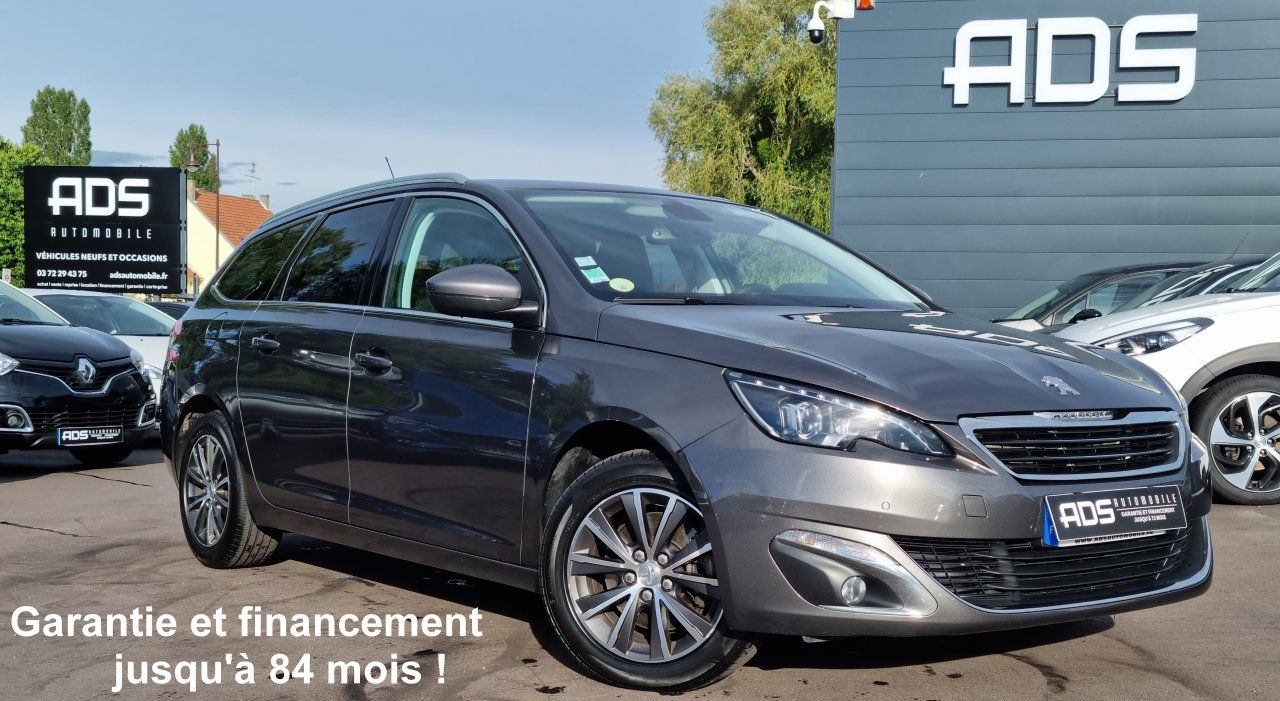 Peugeot 308 SW II 2.0 BlueHDi 150ch Allure S&S EAT6 Occasion