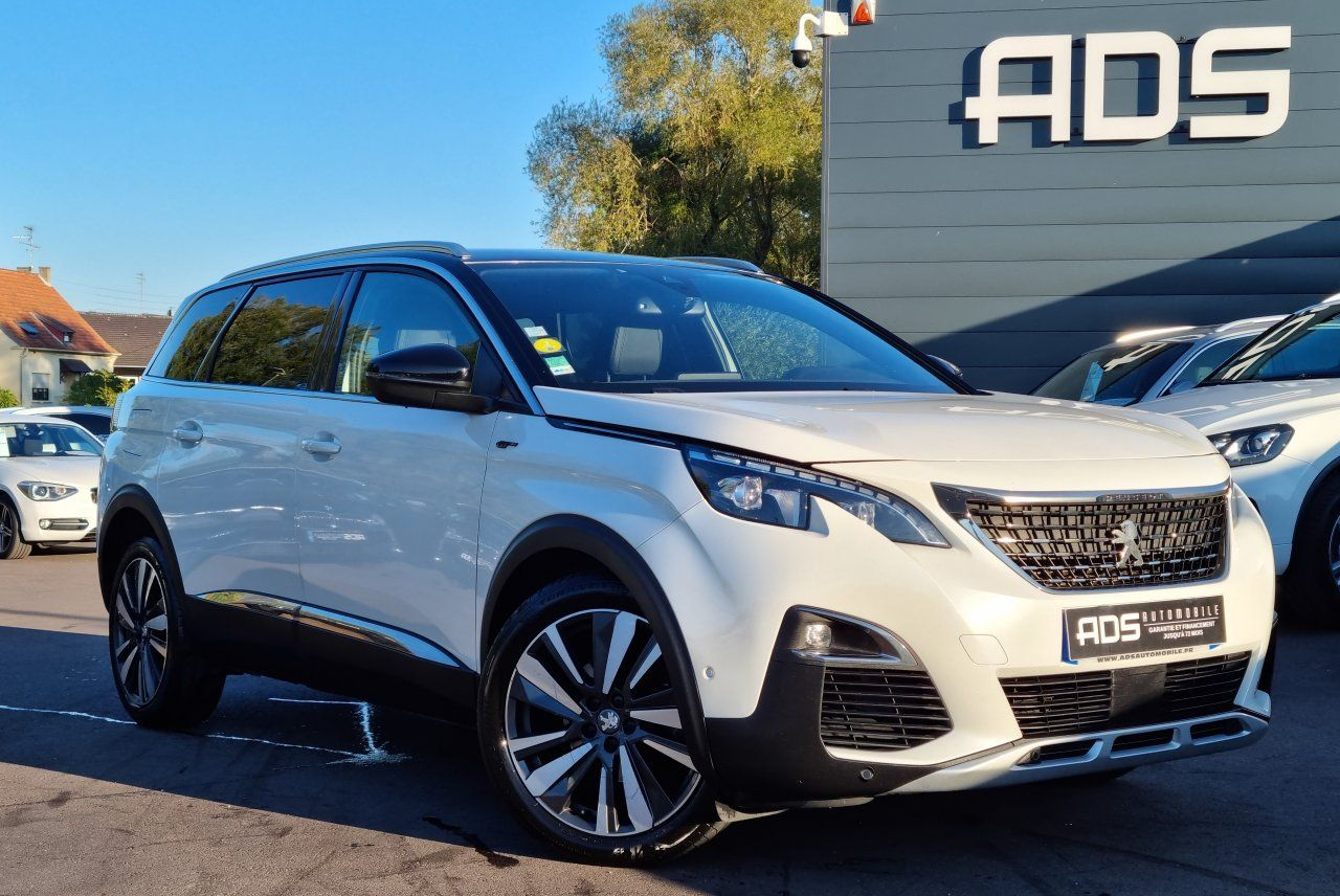 Peugeot 5008 2.0 HDI 180 CH GT Occasion