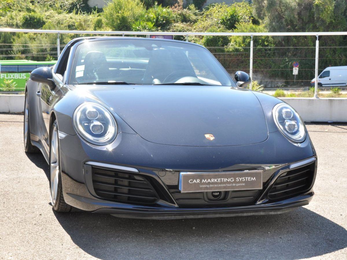 Porsche 911 991 (2) 3.0 TARGA 4S 420CH Noir - 3