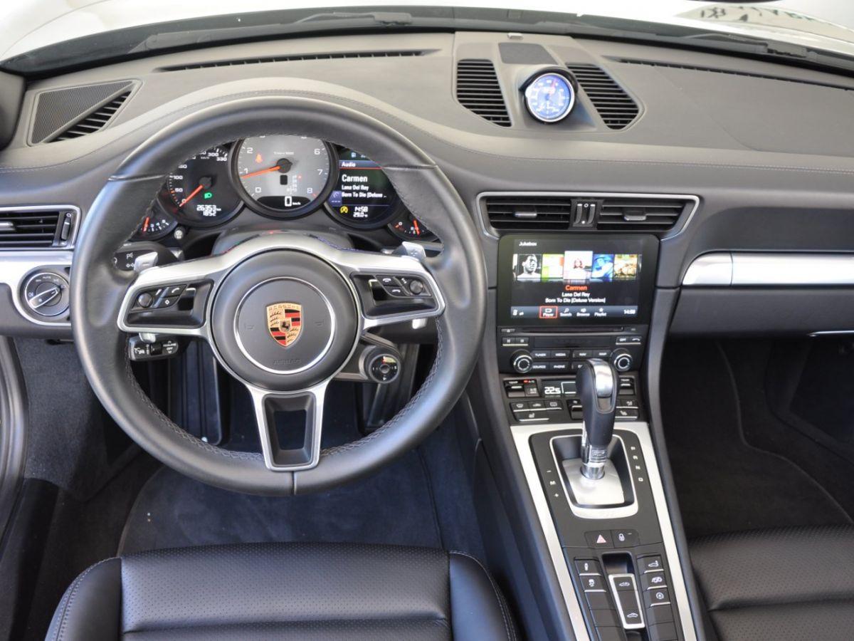 Porsche 911 991 (2) 3.0 TARGA 4S 420CH Noir - 18