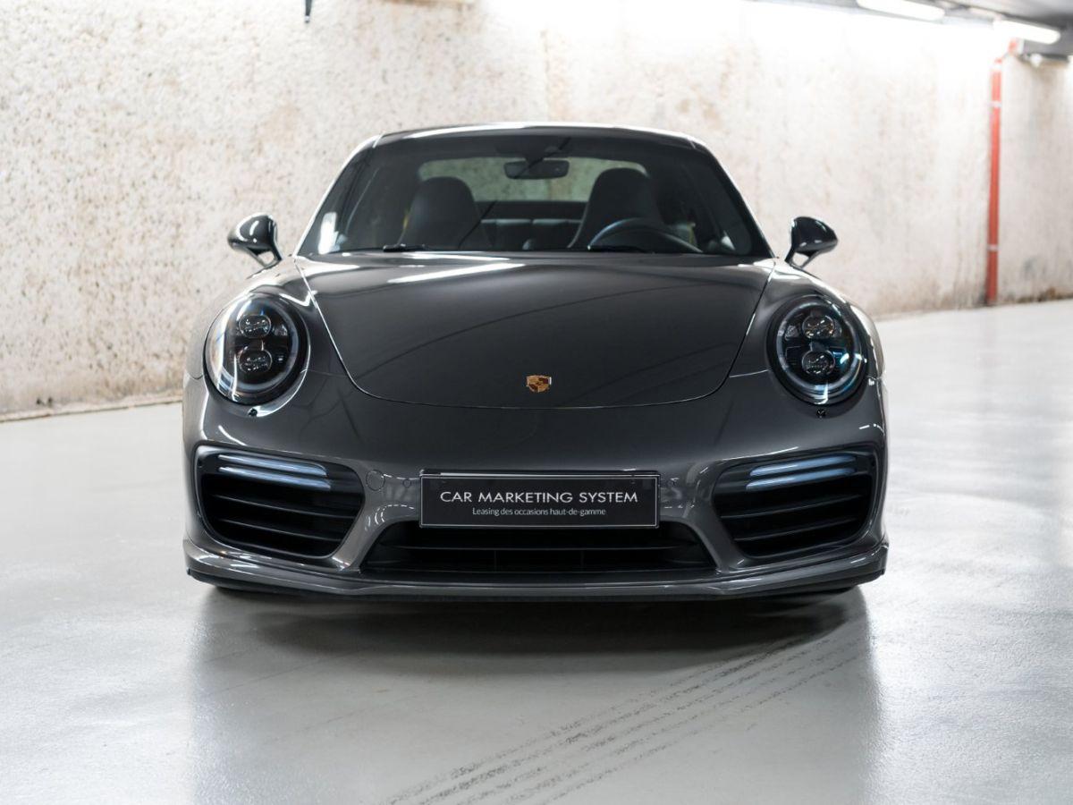 Porsche 911 (991) (2) 3.8 580 TURBO S Gris Foncé - 2