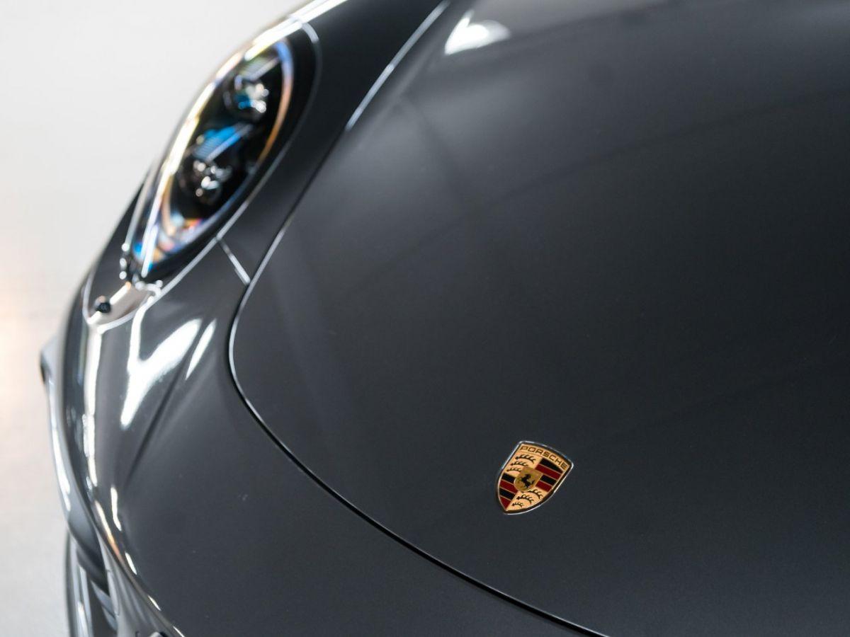 Porsche 911 (991) (2) 3.8 580 TURBO S Gris Foncé - 6