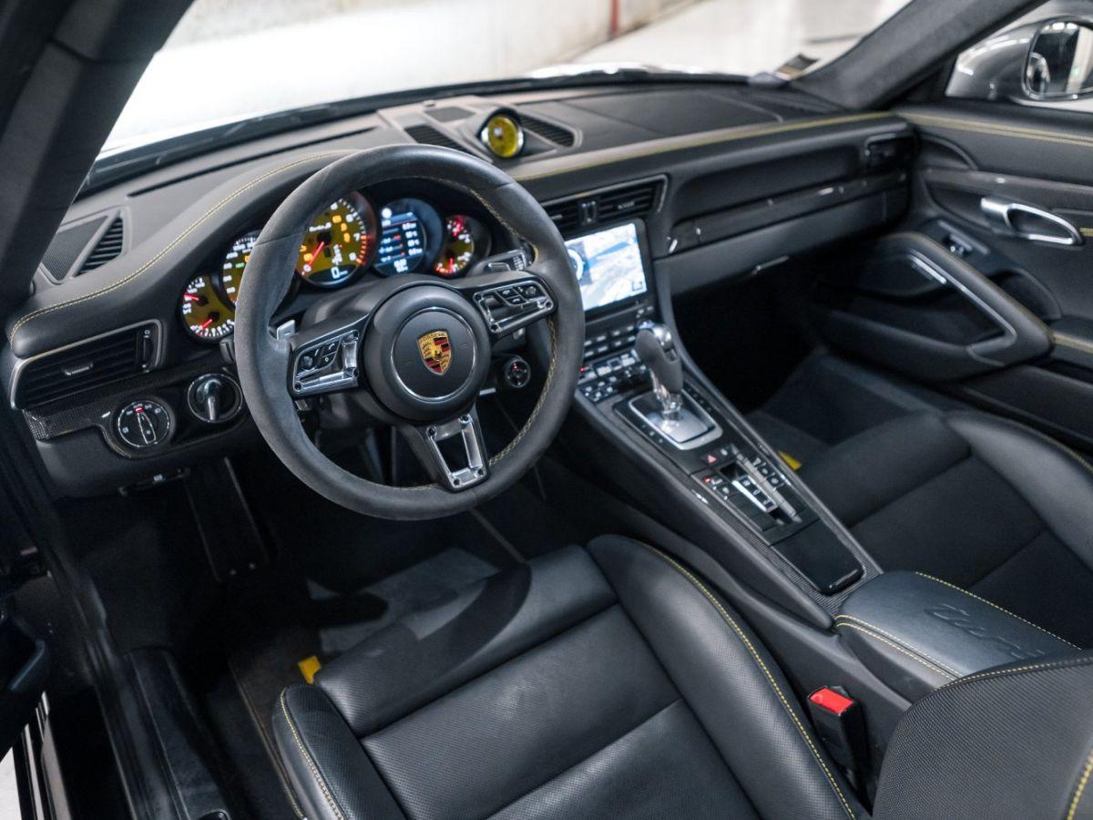 Porsche 911 (991) (2) 3.8 580 TURBO S Gris Foncé - 25