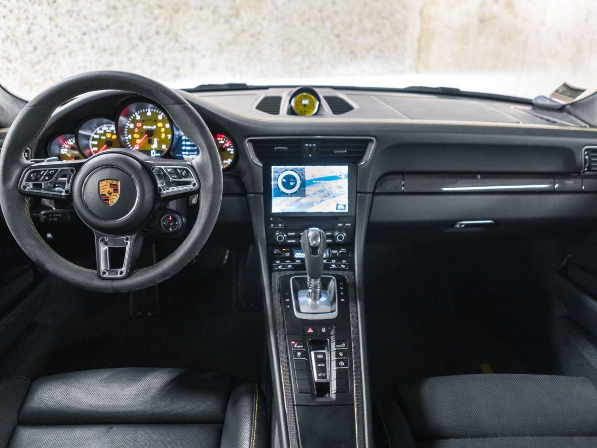 Porsche 911 (991) (2) 3.8 580 TURBO S Gris Foncé - 26
