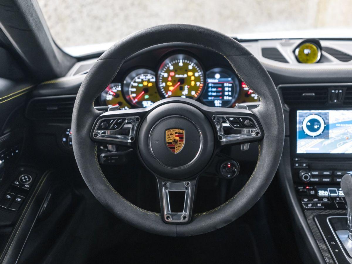 Porsche 911 (991) (2) 3.8 580 TURBO S Gris Foncé - 27
