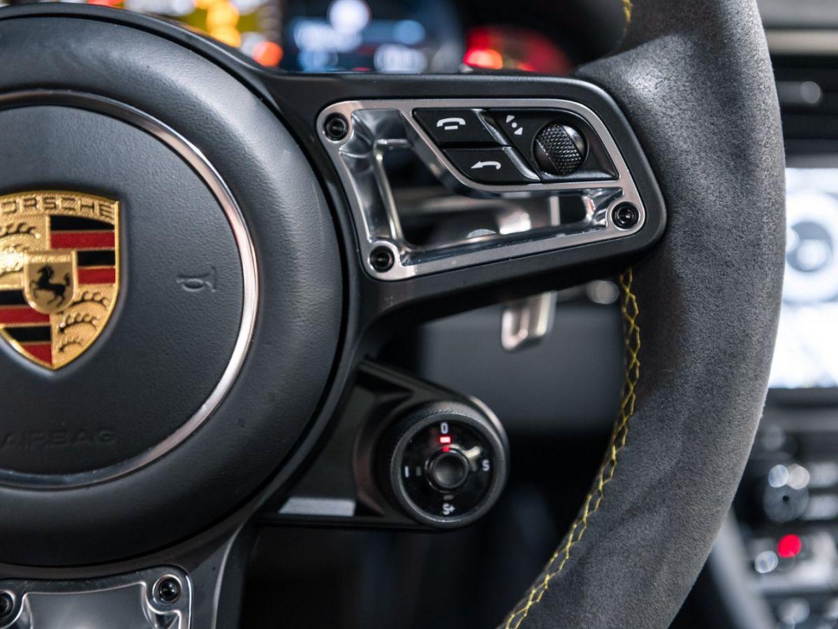 Porsche 911 (991) (2) 3.8 580 TURBO S Gris Foncé - 32