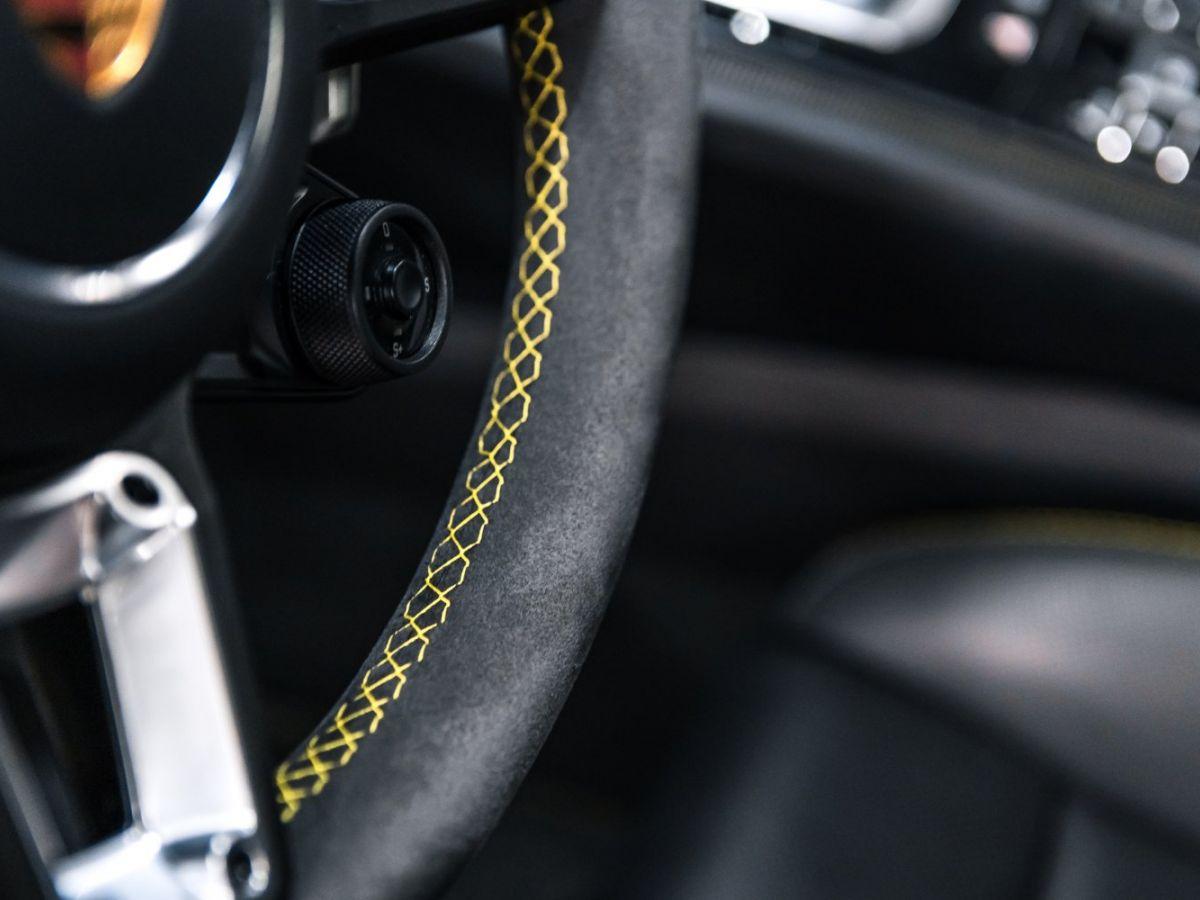 Porsche 911 (991) (2) 3.8 580 TURBO S Gris Foncé - 34