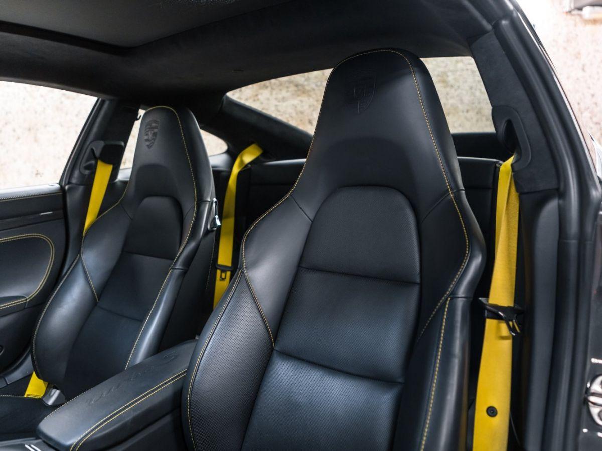 Porsche 911 (991) (2) 3.8 580 TURBO S Gris Foncé - 36