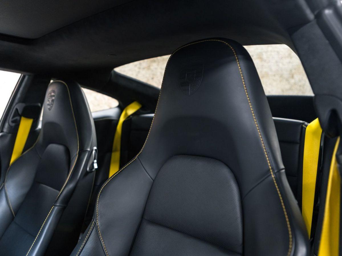 Porsche 911 (991) (2) 3.8 580 TURBO S Gris Foncé - 37