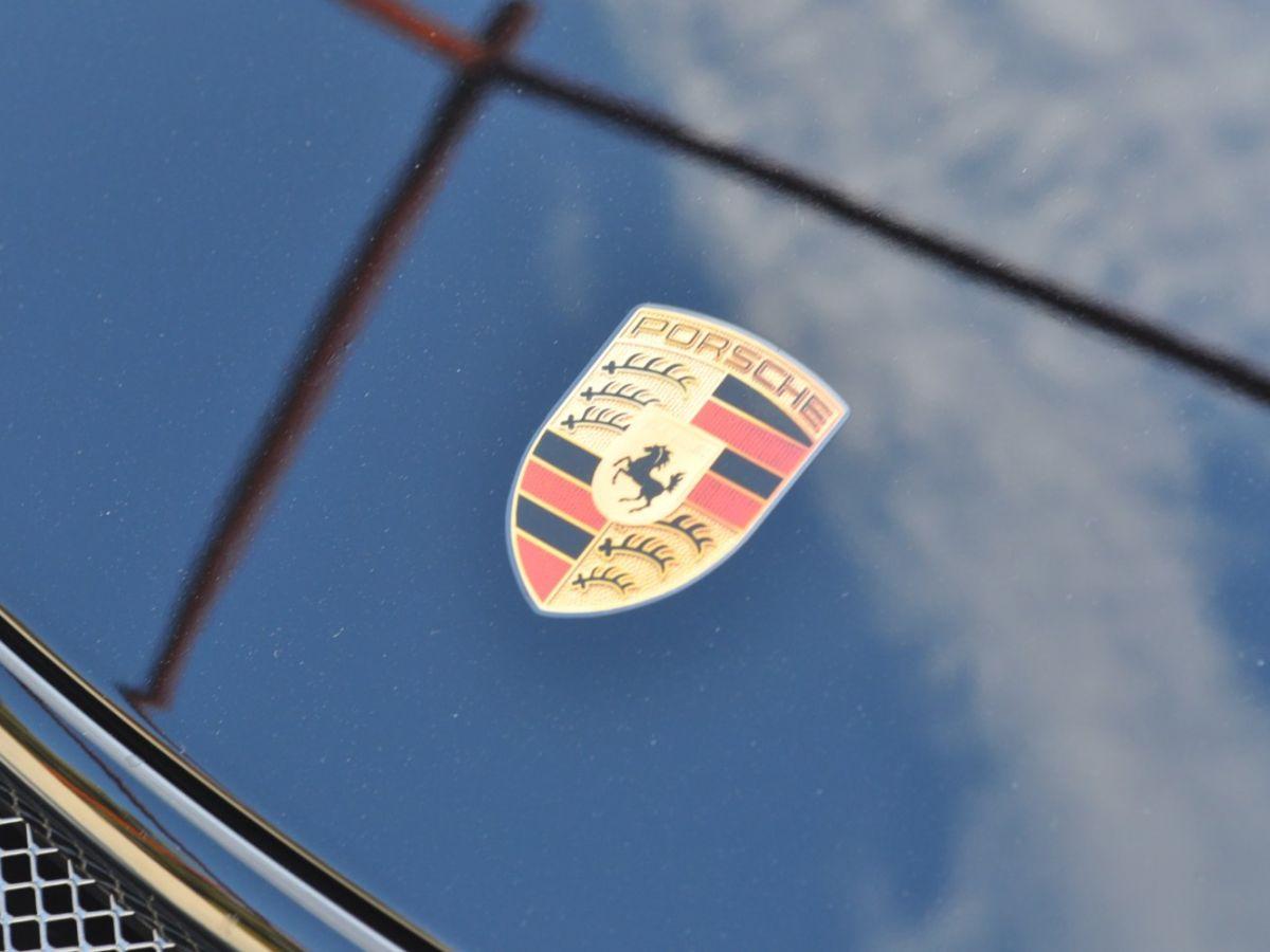 Porsche 911 991 (2) SPEEDSTER 4.0 Noir - 16