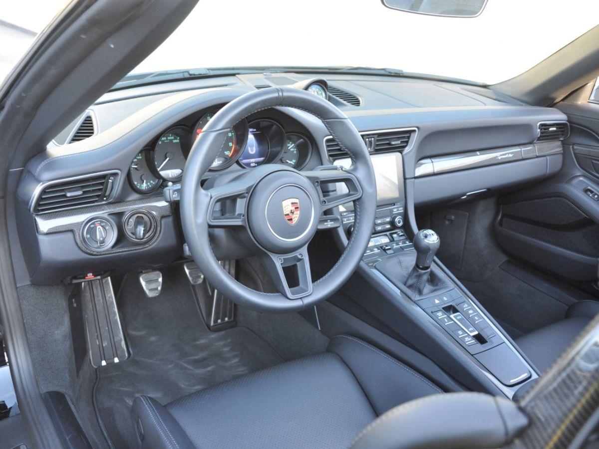 Porsche 911 991 (2) SPEEDSTER 4.0 Noir - 20