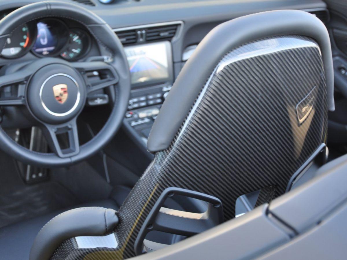Porsche 911 991 (2) SPEEDSTER 4.0 Noir - 23