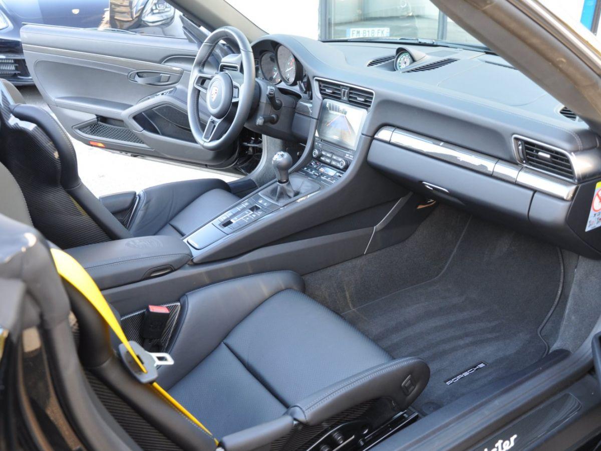 Porsche 911 991 (2) SPEEDSTER 4.0 Noir - 25