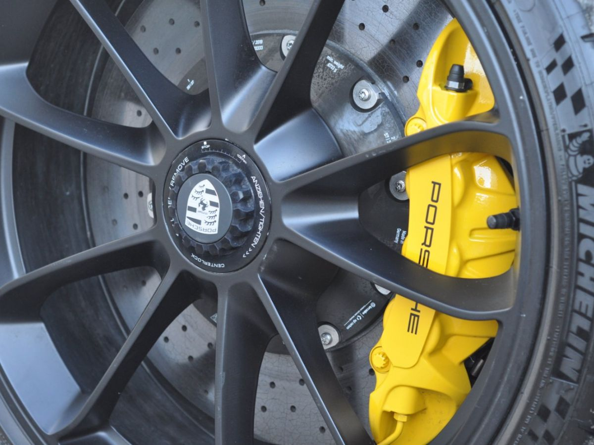 Porsche 911 991 (2) SPEEDSTER 4.0 Noir - 28