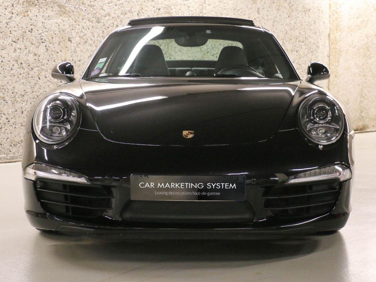 Porsche 911 (991) 3.4 350 CARRERA PDK Noir Métallisé - 3