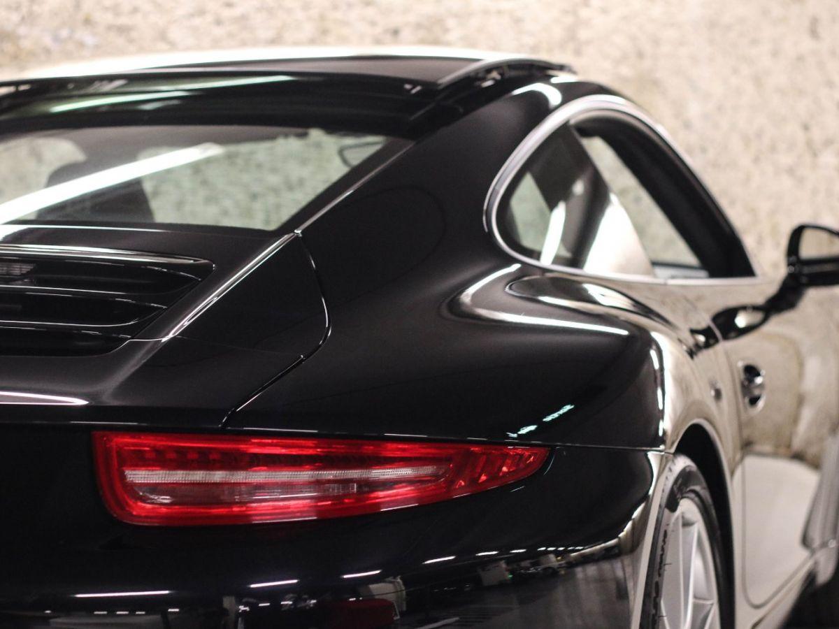 Porsche 911 (991) 3.4 350 CARRERA PDK Noir Métallisé - 8