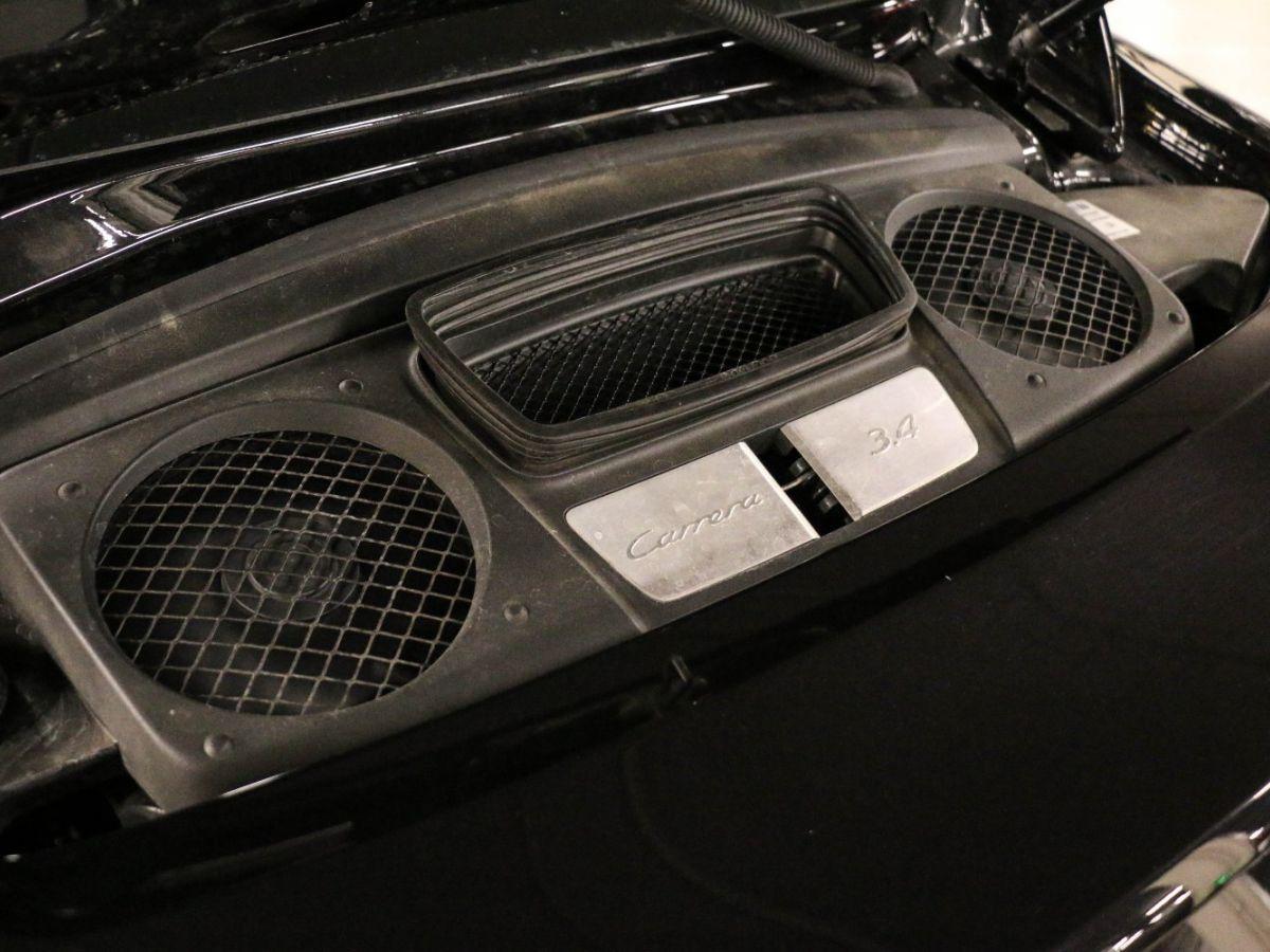 Porsche 911 (991) 3.4 350 CARRERA PDK Noir Métallisé - 24