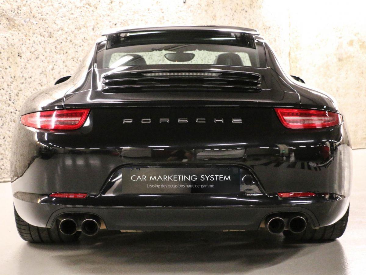 Porsche 911 (991) 3.4 350 CARRERA PDK Noir Métallisé - 7