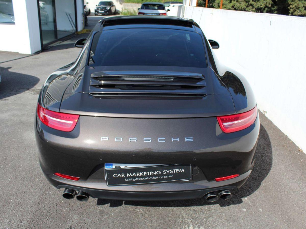 Porsche 911 991 3.8 CARRERA S Brun - 6