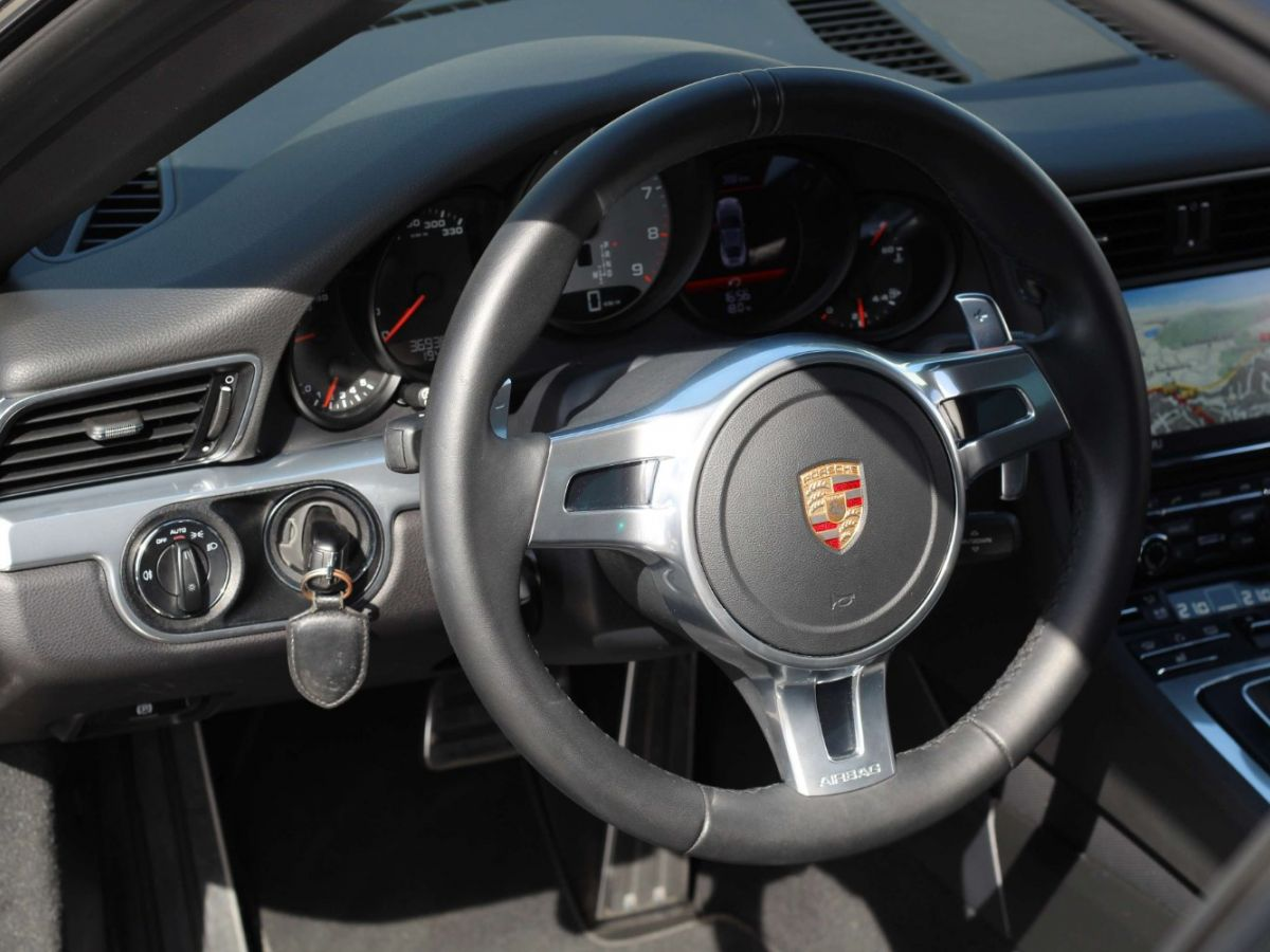 Porsche 911 991 3.8 CARRERA S Brun - 14