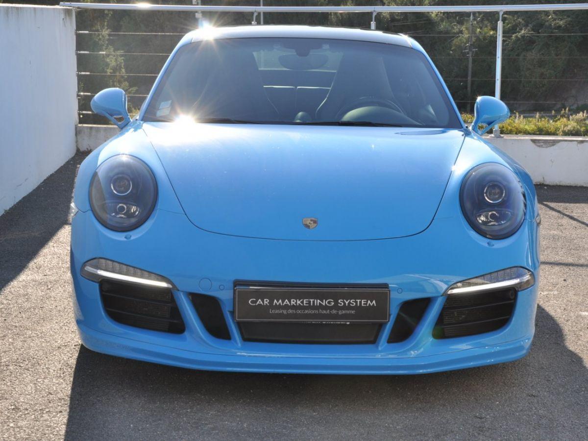 Porsche 911 991 Carrera S PDK Bleu - 2