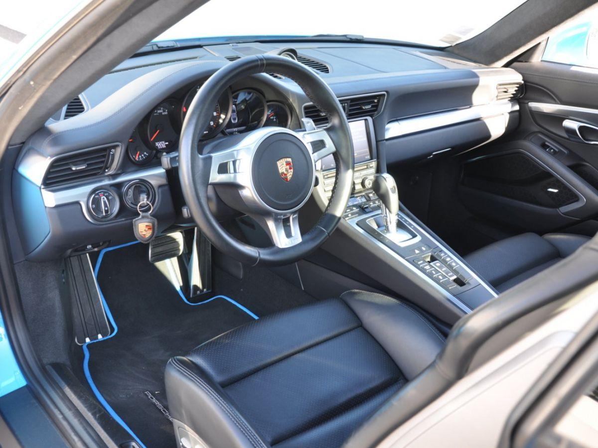 Porsche 911 991 Carrera S PDK Bleu - 11