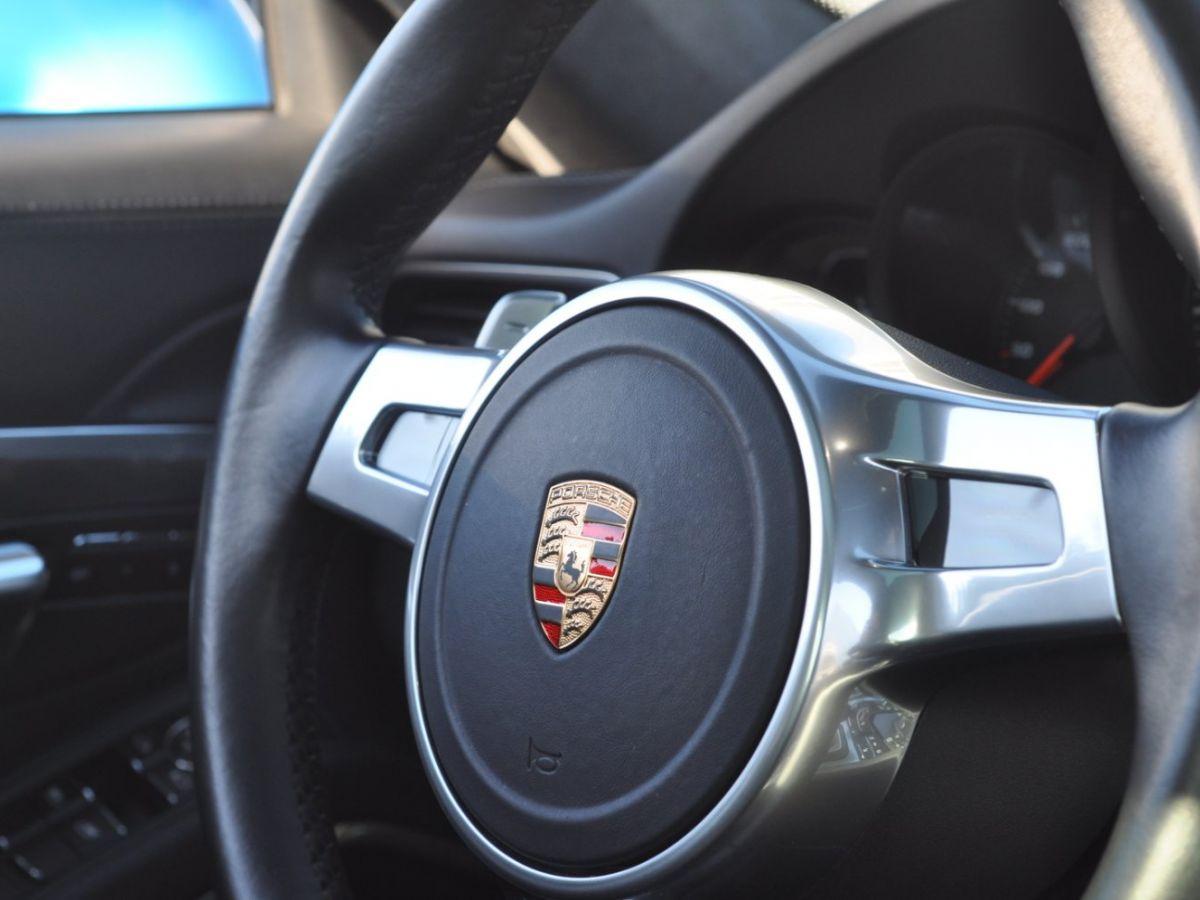 Porsche 911 991 Carrera S PDK Bleu - 36