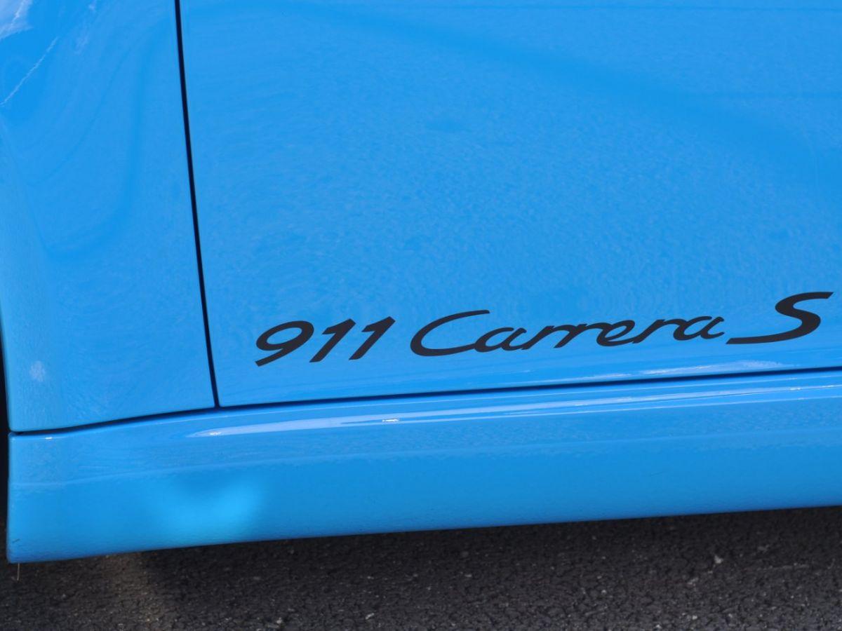 Porsche 911 991 Carrera S PDK Bleu - 39