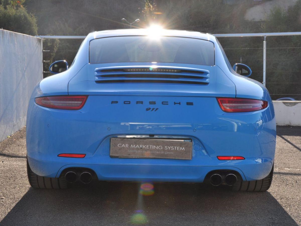 Porsche 911 991 Carrera S PDK Bleu - 6
