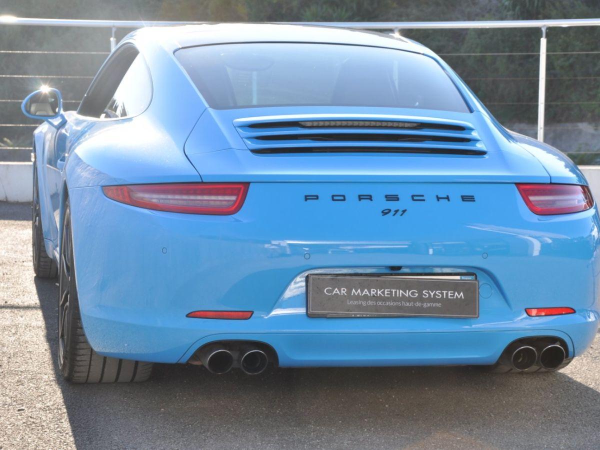 Porsche 911 991 Carrera S PDK Bleu - 7