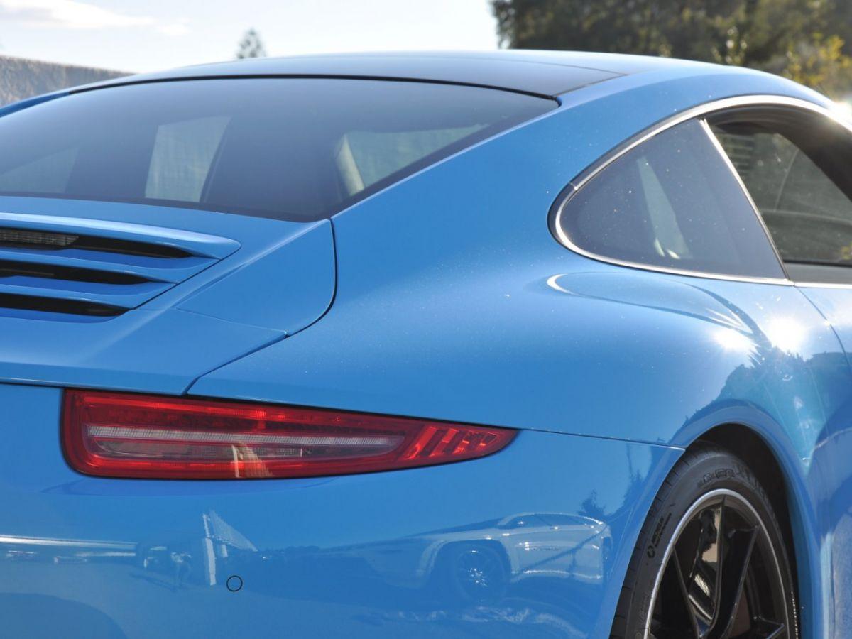 Porsche 911 991 Carrera S PDK Bleu - 40