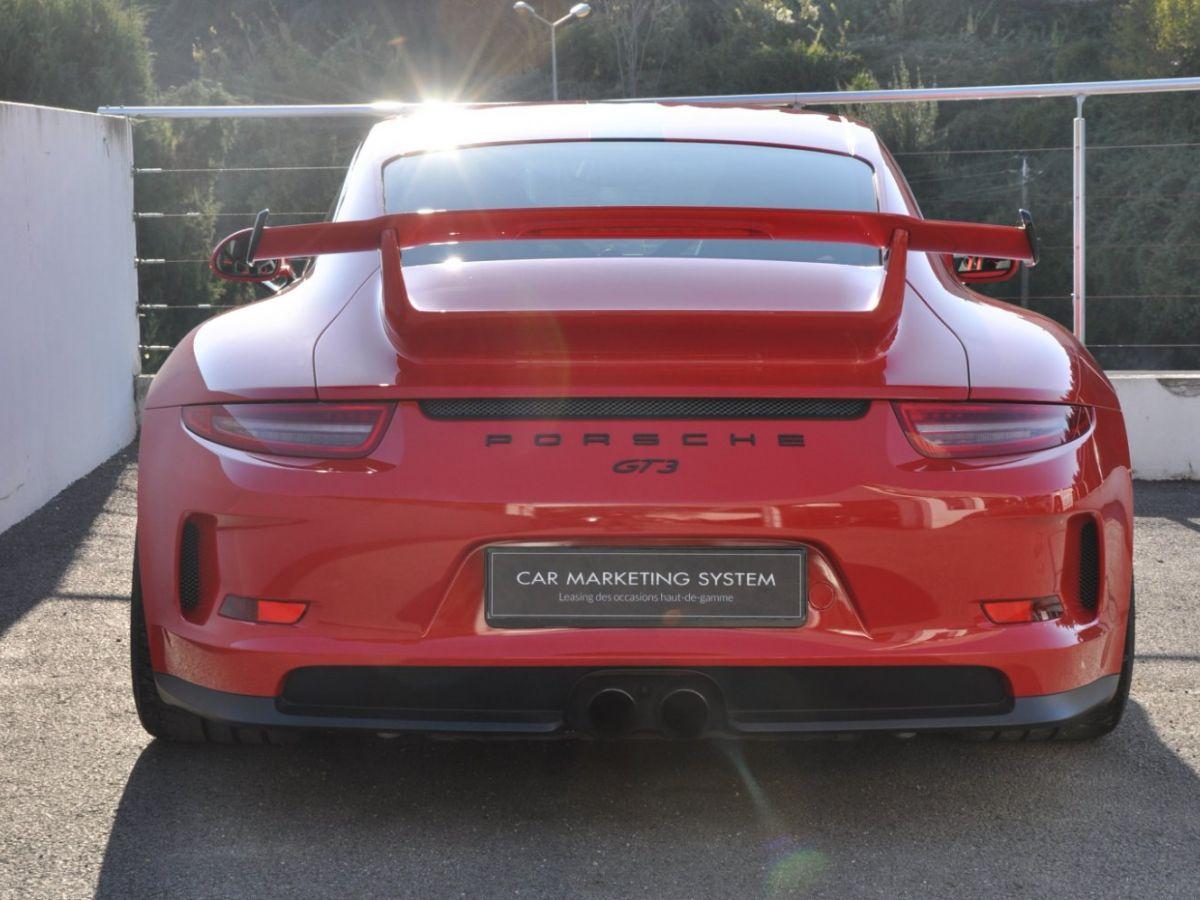 Porsche 911 991 GT3 3.8 PDK Rouge - 6
