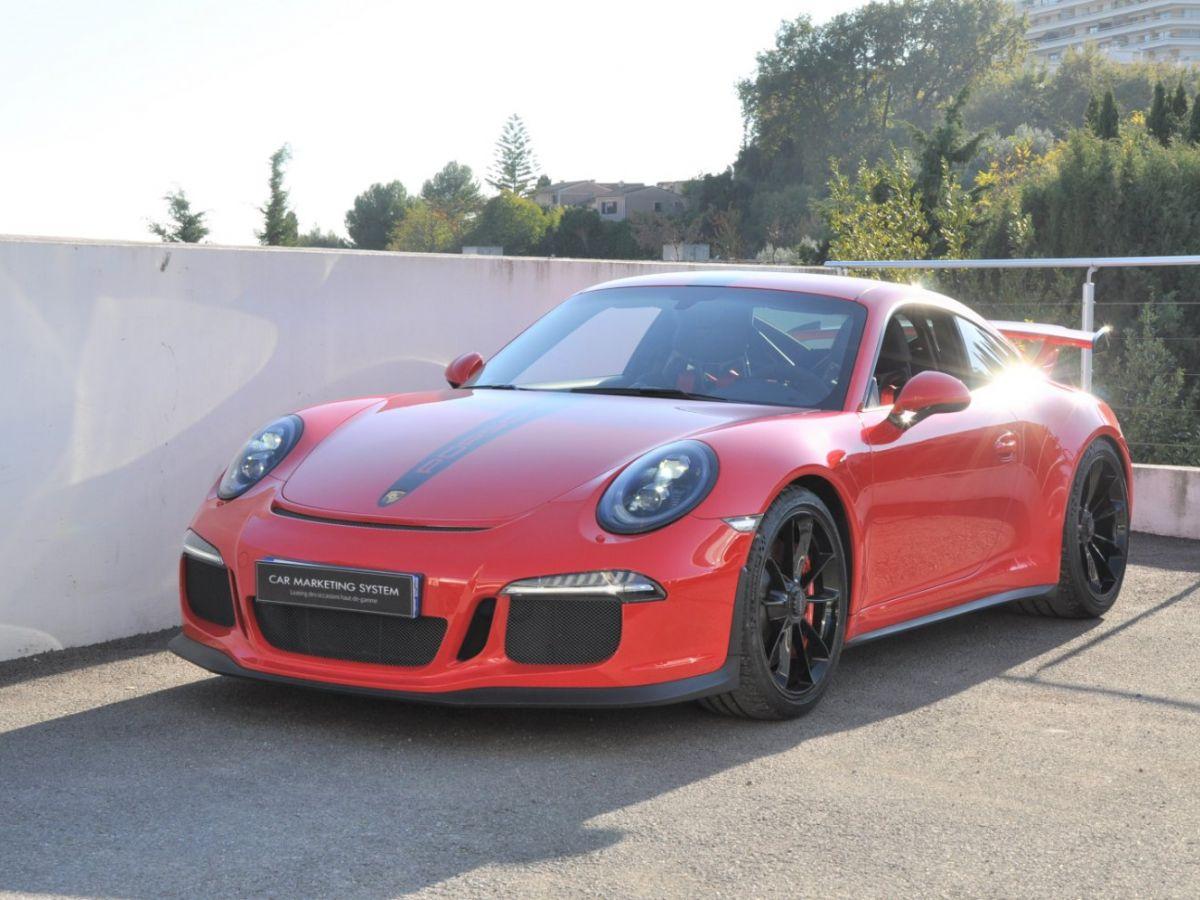 Porsche 911 991 GT3 3.8 PDK Rouge - 1