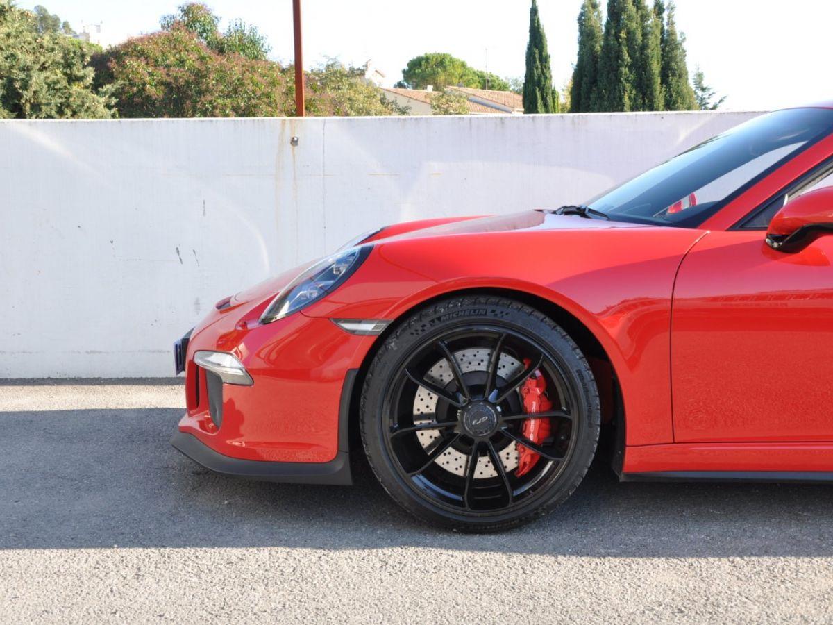 Porsche 911 991 GT3 3.8 PDK Rouge - 8