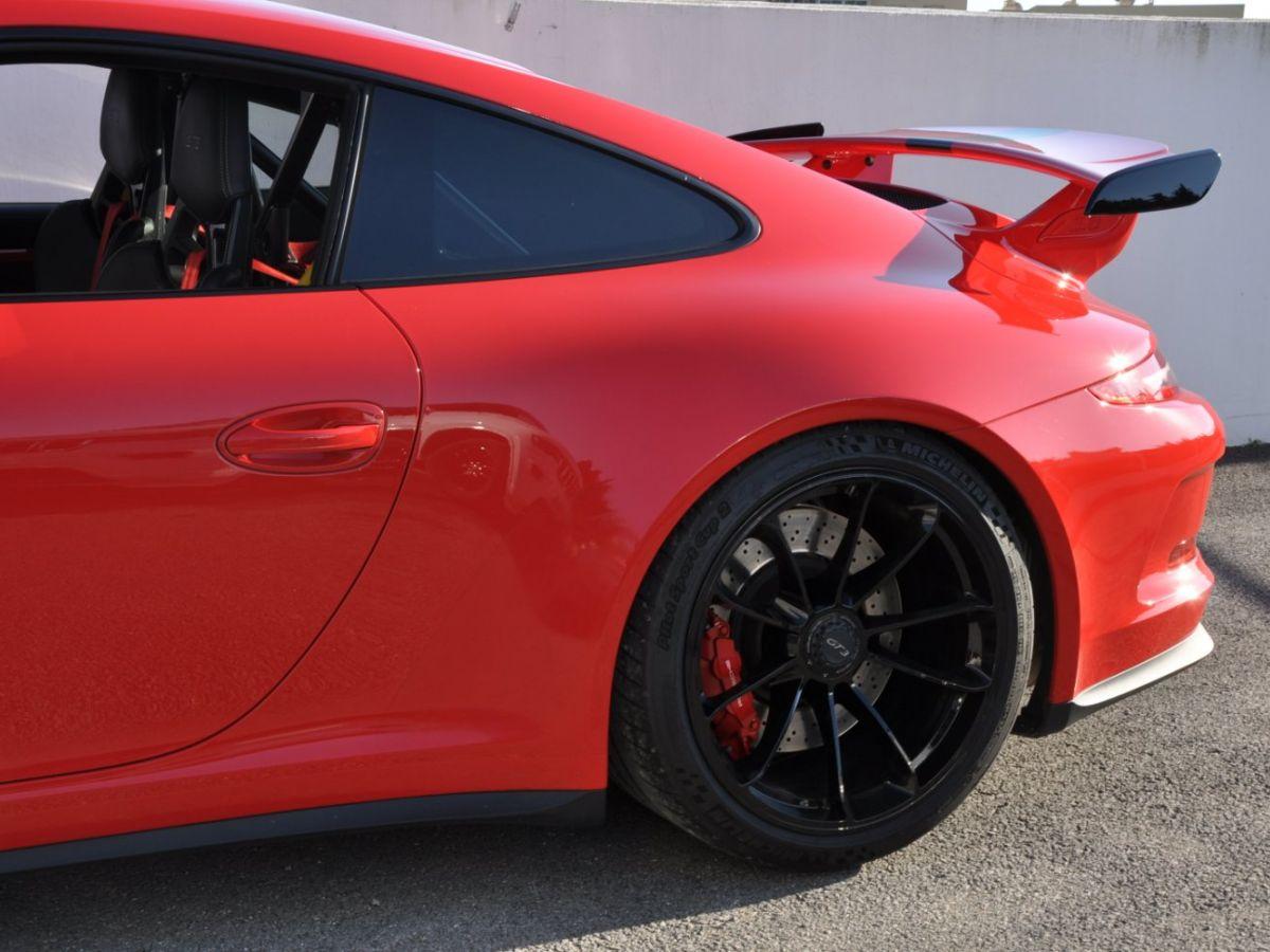 Porsche 911 991 GT3 3.8 PDK Rouge - 9
