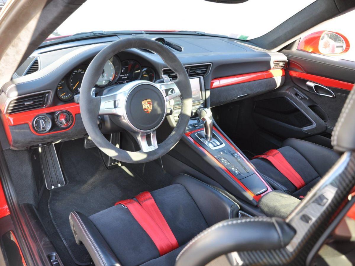 Porsche 911 991 GT3 3.8 PDK Rouge - 10