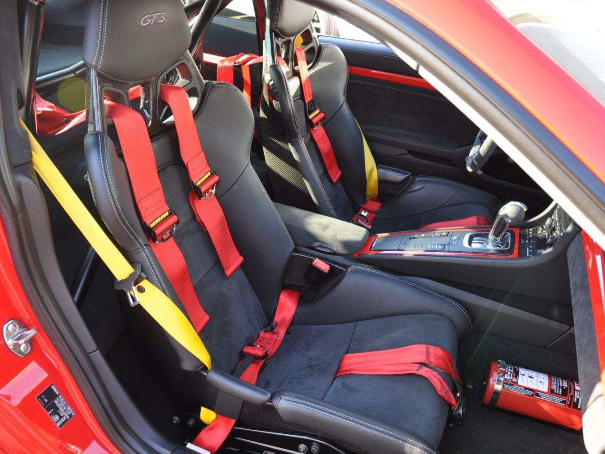 Porsche 911 991 GT3 3.8 PDK Rouge - 13