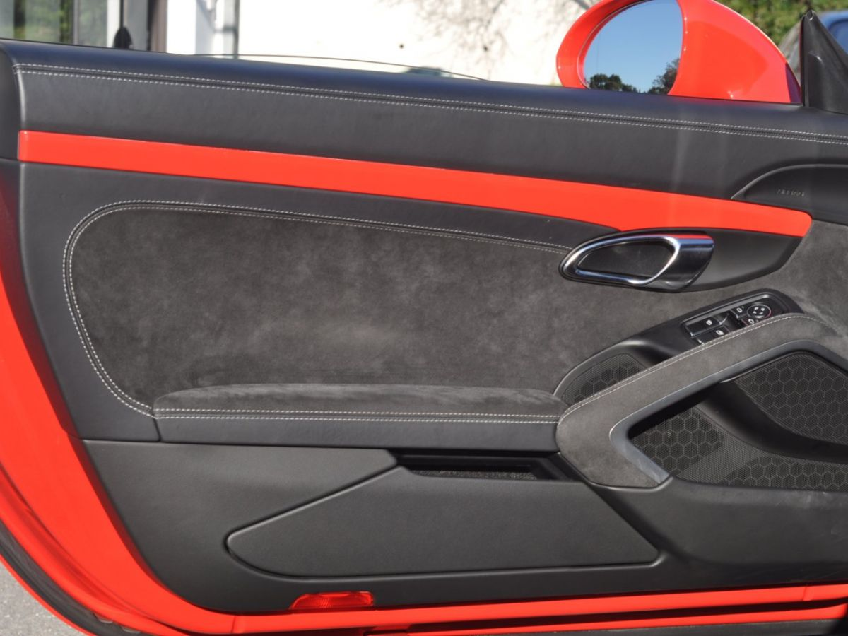 Porsche 911 991 GT3 3.8 PDK Rouge - 15