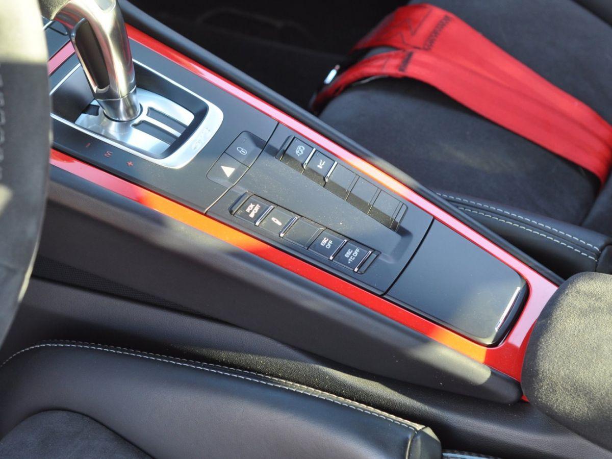 Porsche 911 991 GT3 3.8 PDK Rouge - 23