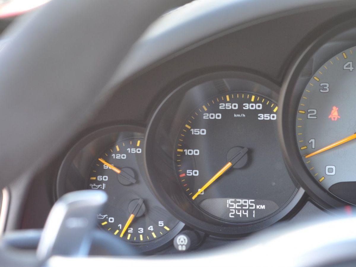 Porsche 911 991 GT3 3.8 PDK Rouge - 28