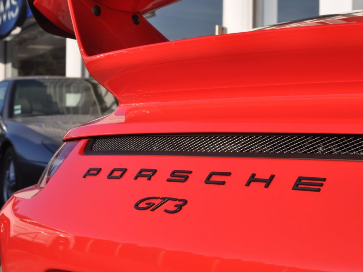 Porsche 911 991 GT3 3.8 PDK Rouge - 34