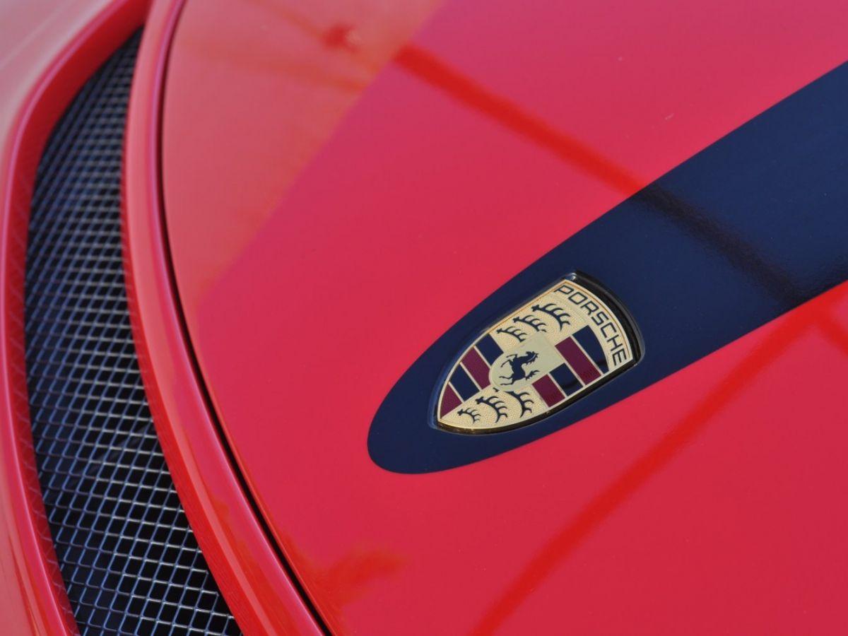 Porsche 911 991 GT3 3.8 PDK Rouge - 36