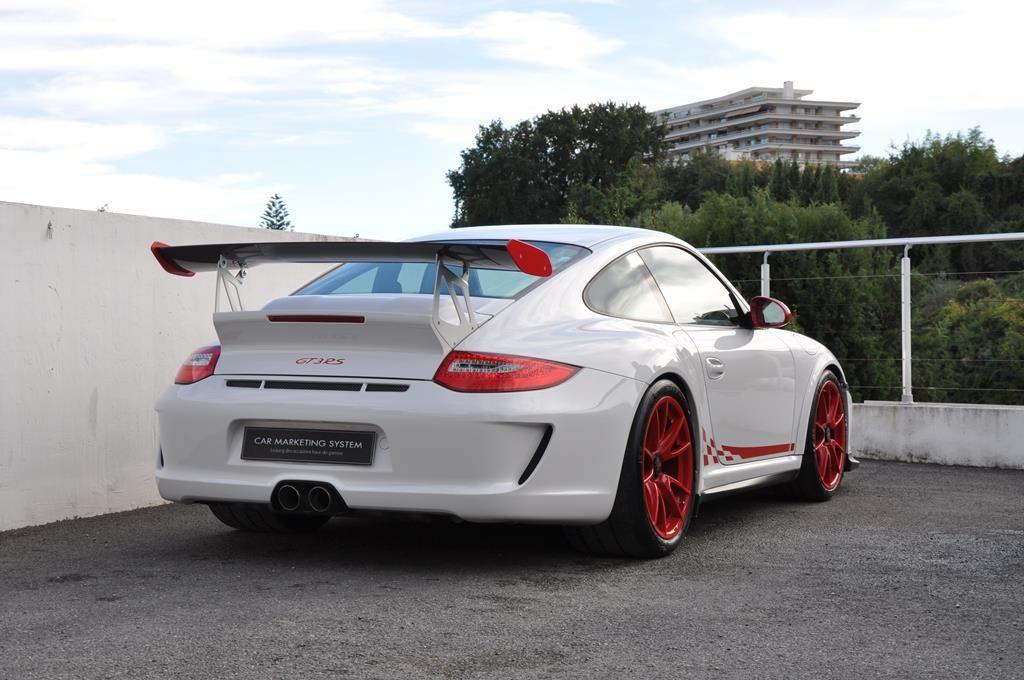 Porsche 911 997 (2) 3.8 GT3 RS Blanc - 3