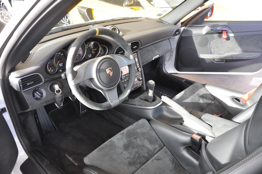 Porsche 911 997 (2) 3.8 GT3 RS Blanc - 5