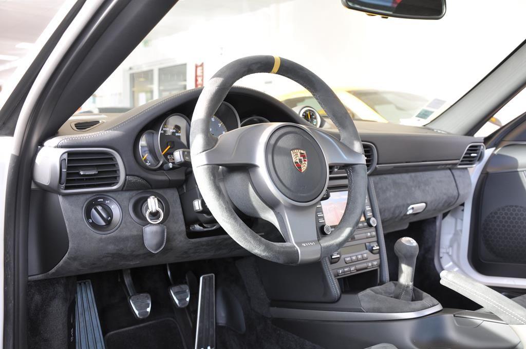 Porsche 911 997 (2) 3.8 GT3 RS Blanc - 6